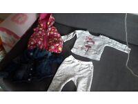 Baby girl bundle 6-9