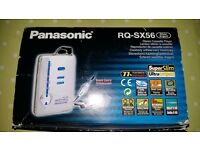 PANASONIC RQ-SX56 FOR SALE!!!