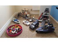 Various playmobile sets