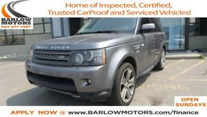 2011 Land Rover Range Rover Sport Supercharged | NAVI | LEATHER