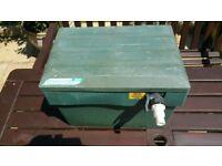 Green Genie 3000 Biological UV filter system