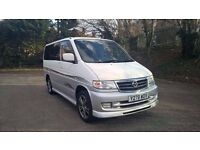 No Text Calls Only Mazda Bongo New Shape 2001 Diesel Automatic 8 seater Y Reg