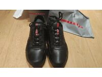 Prada America Cup Style trainers Size 9 (44)