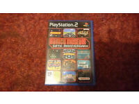 Namco Museum 50th Anniversary game for PS2. Rare.