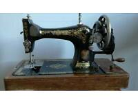 Singer vintage sewing machine