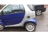 Smart for two LHD