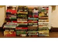 Over 75 books job lot CHEAP!!!