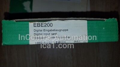 Klockner Moeller Ebe-200 Input Module New In Box