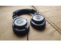 Modded Audio-Technica ATH-M50 – Studio Monitor Headphones – Black