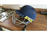 GM Cricket helmet Senior size 56 - 60cms