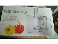 New food processor