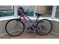 Girls Bike - Would make a great Christmas Present -