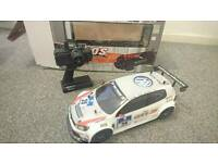 Rc car golf gti