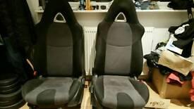 Mazda RX-8 seats