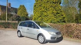 2004 FORD FOCUS CMAX TDCI NATIONWIDE DELIVERY CREDIT CARD FACILITY GURANTEED £200 PX VALUE