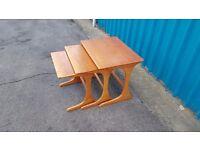 Vintage Teak Tables