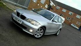 For sale BMW 1 SERIES 55 PLATE AUTOMATIC LOW MILEAGE PX AVAILABLE
