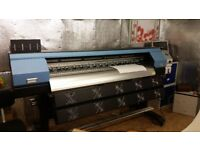 large format eco-solvent printer 1.6m