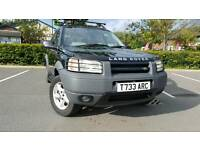 Land Rover Freelander, great family 4x4, low mileage, immaculate condition