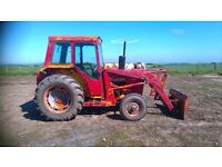 international industrial 34 34 with loader