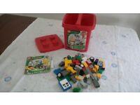 Animal Lego Set