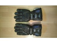 Motorcycle gloves, Buffalo winter rider. As new.