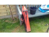 Flymo garden blower /vac . Good working order. Lightweight