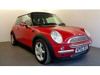 2002 | Mini Cooper 3 dr 1.6 | PANORAMIC ROOF | CHILLI PACK | HALF LEATHER SEATS | CRUISE CONTROL