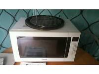 Combination Microwave/Oven
