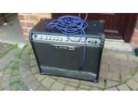 Spider III line 6 75watt guitar amplifier