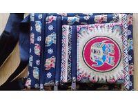 Elephant design handbag