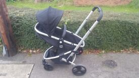 Mothercare Xpedior Baby Pram - Buggy . Used but in Very Good Condition . Local delivery possible