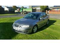 2005 saab 9-3 linear 1,9 tid diesel 6 speed 150bhp low miles full service records