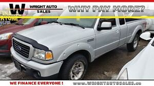 2008 Ford Ranger | AIR CONDITIONING| SUPER CAB| 175,468KMS