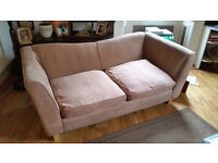 Three Seater Sofa - Sofa Warehouse - £25