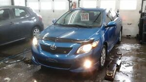 2010 Toyota Corolla S,AUTOMATIQUE,CRUISE,MAGS