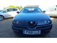 Alfa Romeo GTV 2.0 Twin Spark - Recent service, Recent Cam belt, New Discs & Pads all round