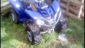 Yamaha look a like quad atv big frame off-road motorbike