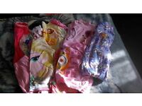 Bundle of Girls size 5 character clothes