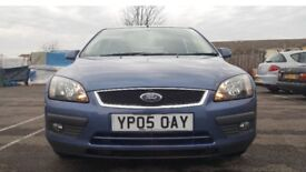 FORD Focus 2.0 ZETEC CLIMATE 5dr £1,395 p/x welcome 2005 Hatchback