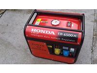 Honda generator 66.5kva