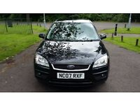 Ford Focus Ghia T 07, 1.6L **MOT June 2017**
