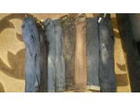 Boys jeans age 5-6