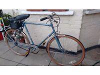 Vintage Atlantic bike