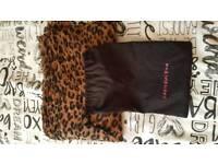 Louis Vuitton Leopard scarf/stole