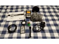 Zoom H4n Pro Recorder + accessories