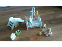 Sylvanian families nursery furniture