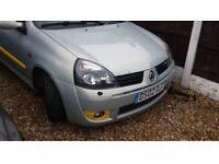 Renault Clio 1.5 dci 172 replica CHEAP TAX