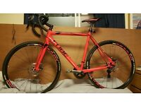 Cube Cross Race Disc Pro - Size 56cm RRP £1395