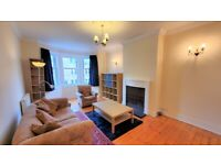 2 bedroom fully furnished 1st floor flat to rent in Comely Bank, Edinburgh